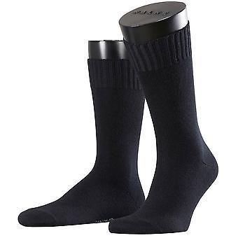 Falke-Denim-ID Socken - schwarz
