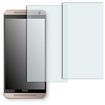 HTC one E9 + screen protector - Golebo crystal clear protection film