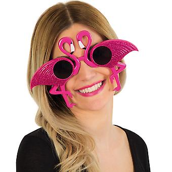 Glasses Flamingo Beach Party