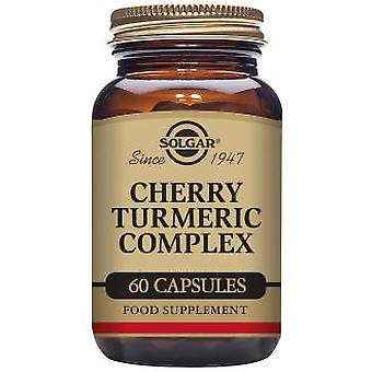 Solgar Cherry Turmeric Complex 60 Vegicaps (Vitamins & supplements , Special supplements)