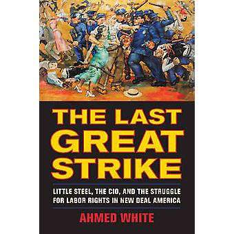 The Last Great Strike - Little Steel - the CIO - and the Struggle for