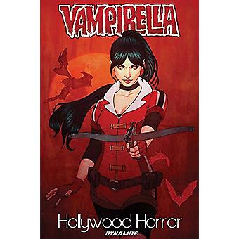 Vampirella - Hollywood Horror by Eman Casallos - Chrissie Zullo - Serg