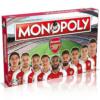 Arsenal FC Edition Monopoly