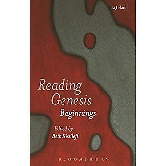 Reading Genesis: Beginnings