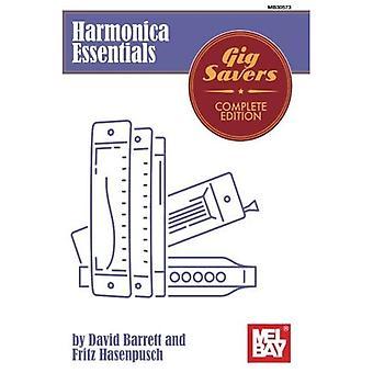 Harmonica Essentials: Gig Savers Complete Edition
