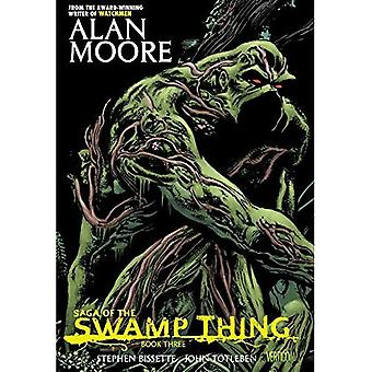 Saga of the Swamp Thing Book Three TP