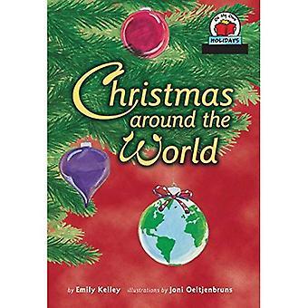 Navidad alrededor del mundo (en mis vacaciones (libro en rústica))