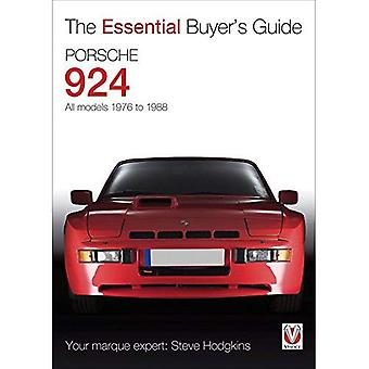 Porsche 924 - All Models 1976 to 1988 (Essential Buyer's Guide Series)