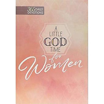 A Little God Time for Women (365 Daily Devotions)