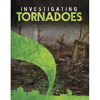 Investigating Tornadoes (Edge Books: Investigating Natural Disasters)