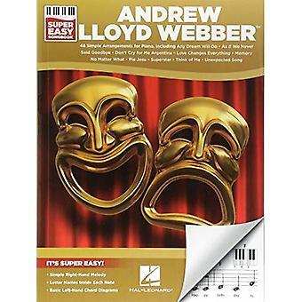 Andrew Lloyd Webber - Super Easy Songbook