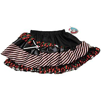 Mh Pettiskirt Black & Red