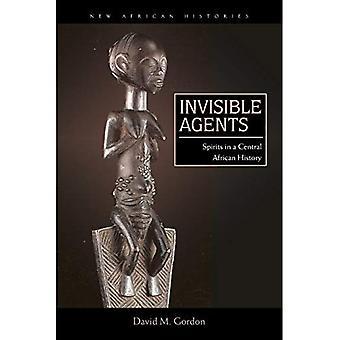 Unsichtbaren Agenten: Geister in einer zentralen afrikanischen Geschichte (neue afrikanische Geschichten Serie)
