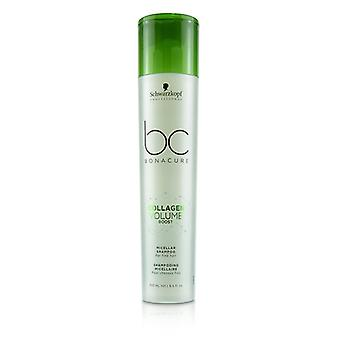 Schwarzkopf Bc Bonacure Collagen Volume Boost Micellar Shampoo (for Fine Hair) - 250ml/8.5oz