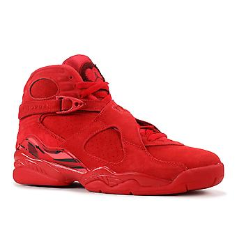 Air Jordan 8 Vday 'Valentines Day' Womens -Aq2449-614 - Shoes