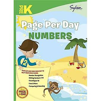 Pre-K Page Per Day - Numbers by Kelly Woodard Parker - 9780307944566 B