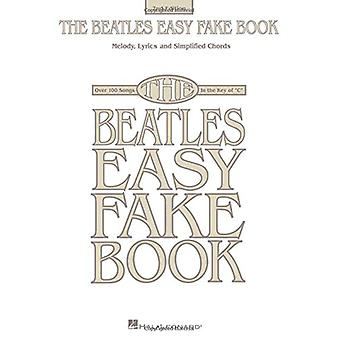 The Beatles Easy Fake Book - 9781495065927 Book