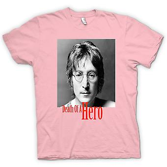 Kids T-shirt - John Lennon - Death Of Hero