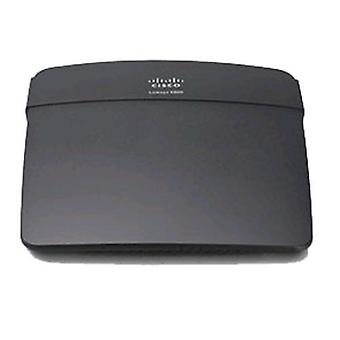 Router Linksys e900 wi-fi n300 4 puerto ethernet 10/100