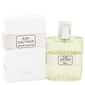 EAU SAUVAGE av Christian Dior Eau De Toilette Spray 1.7 oz/50 ml (män)