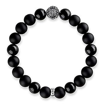 Thomas Sabo Bracelet with Silver Glass Sterling 925