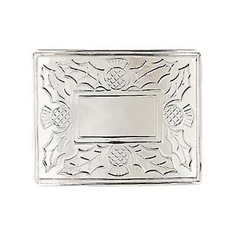 Thistle Frame Buckle (KB21 CB)