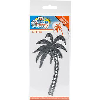 Find It Trading Yvonne Creations Summer Holiday Die-Palm Tree