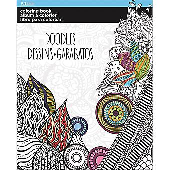 Trends Coloring Book -Doodles AZ10-2