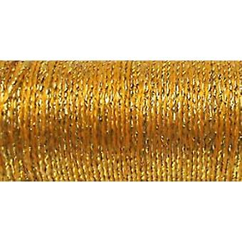 Kreinik Medium Metallic Braid 16 # 10 mètres 11 verges d'or Chardonnay M 5815