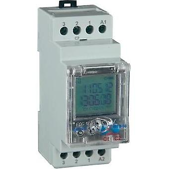 Operating voltage: 230 Vac ENTES MCB-50 2 change-overs 8 A 2