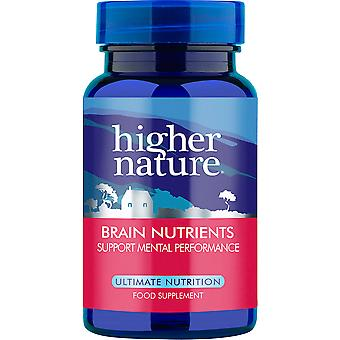 Higher Nature Advanced Brain Nutrients, 90 veg caps