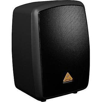 Portable PA speaker 8  Behringer MPA40BT mains-p
