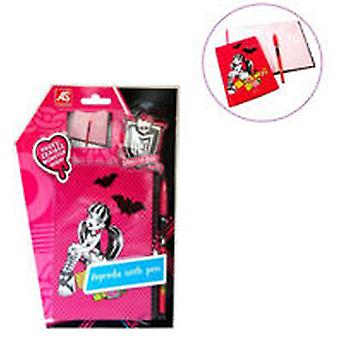 Import Agenda With Boli Monster High (Toys , School Zone , Notebooks And Folders)