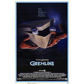 Gremlins Movie Poster Print (27 x 40)