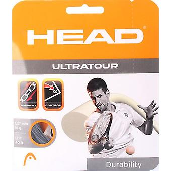 Head Ultratour 12m 1,27mm silber