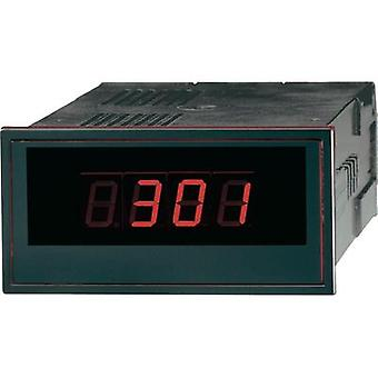 GMW DPM48/2000 SN13 Digital-Panel-Meter DPM 48/2000 SN 13 0.2 - 300 V/DC/1 - 200 Assembly dimensions DIN 92 mm x 45.5 mm