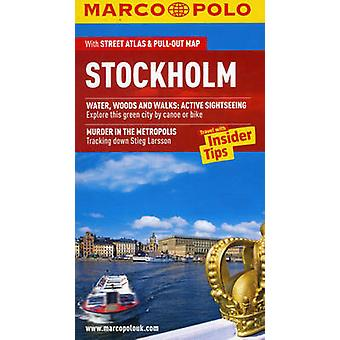 Stockholm Marco Polo Pocket Guide by Marco Polo