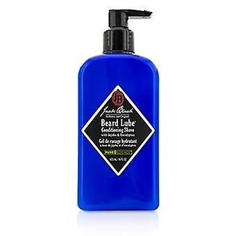 Jack Black Beard Lube conditionnement rasage (nouvel emballage) - 473ml / 16oz