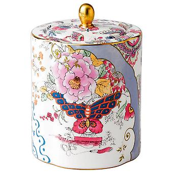 Wedgwood Butterfly Tea Pot 10cm-52 (Home , Kitchen , Storage and pantry , Glass jars)