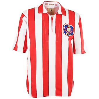 Sunderland 1937 FA Cup Final Retro Football Shirt
