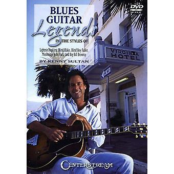 Blues Guitar Legends - Blues Guitar Legends [DVD] USA import