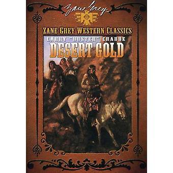 Ørken Gold [DVD] USA import