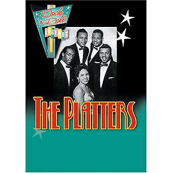 Platters - The Platters with Special Guests the Crickets + Lenny Welch [DVD] USA import