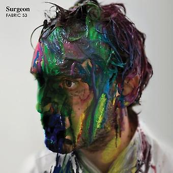 Kirurg - stof 53: Kirurg [CD] USA import