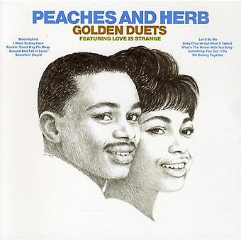 Peaches & Herb - Golden Duets [CD] USA import