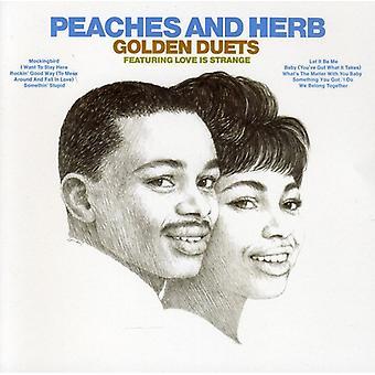 Le pesche & Herb - importazione Golden duetti [CD] USA
