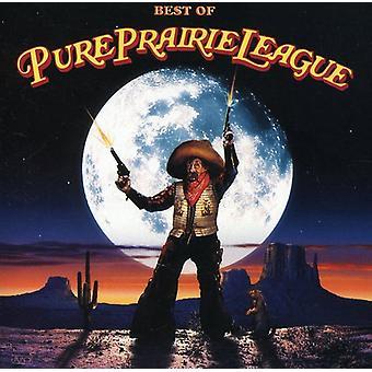 Ren Prairie League - bedste af ren Prairie League [CD] USA import