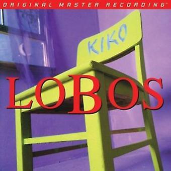 Los Lobos - Kiko [Vinyl] USA importerer