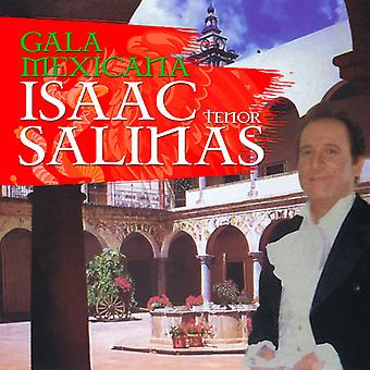 Isaac Salinas - import USA Gala Mexicana [CD]