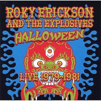 Roky Erickson & eksplosioner - Halloween [CD] USA importerer
